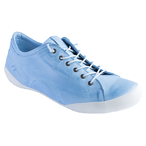 Charlotte of Sweden sneaker light blue